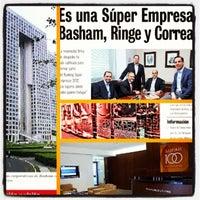Foto tomada en Basham, Ringe y Correa, S.C. por Gabriel A. el 5/16/2012