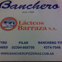 Photo taken at Banchero by Nor F. on 8/5/2012