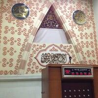 Photo taken at Masjid At-Taubah by Rofik H. on 8/10/2012
