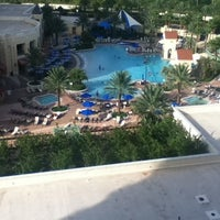 Photo taken at Parc Soleil: Pools and Waterslide by JgGa D. on 8/25/2012