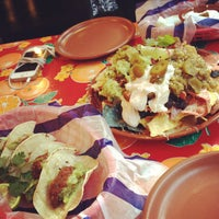 Photo taken at El Camion Mexican Grill by Amanda C. on 9/5/2012