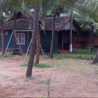 Photo taken at Pranav Beach Resort by athil i. on 9/9/2012