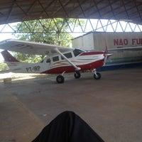 Photo taken at Aeroporto de Itaituba (ITB) by Jandria on 8/3/2012