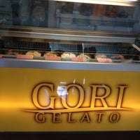 Photo taken at Gelato Gori by Nina N. on 8/28/2012