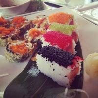 Photo taken at FuGu Sushi by Teresa J. on 8/13/2012