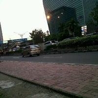 Photo taken at Graha Aktiva by dina m. on 3/12/2012