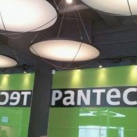 Photo taken at Panteca Gourmet Express by Javier S. on 7/3/2012