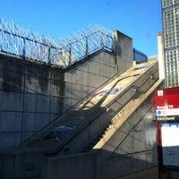 Photo taken at TriMet Sunset Transit Center by Kristin B. on 3/7/2012