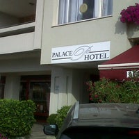 Photo taken at Palace Hotel by Irene on 7/13/2012