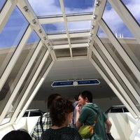 Photo taken at Space Mountain by kazumasa a. on 7/15/2012
