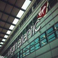 Photo taken at Virgin Atlantic Check-In by Josef D. on 9/5/2012