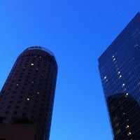 Photo taken at Osaka Dai-ichi Hotel by Masayoshi T. on 4/6/2012