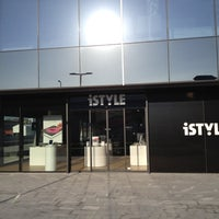 Photo taken at iSTYLE by Mitja R. on 6/8/2012