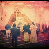 Photo taken at Lakemba Mosque by jaddan b. on 7/1/2012