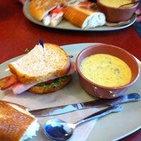 Photo taken at Panera Bread by Joe S. on 8/3/2012
