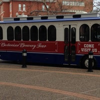 Photo taken at Anheuser-Busch Trolley by Chas M. on 2/18/2012