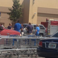 Photo taken at Walmart Supercenter by Bob M. on 8/2/2012