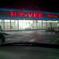 Photo taken at Hy-Vee by Emily S. on 2/21/2012