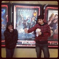 Photo taken at Cine Mall Quilpué by Marcelo M. on 5/28/2012