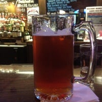 Photo taken at Half Moon Restaurant & Brewery by Larry on 8/30/2012