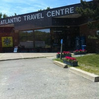 Photo taken at Atlantic Travel Centre by Ricky O. on 6/21/2012