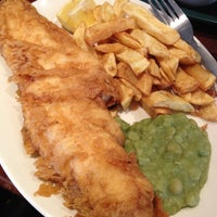 Photo taken at The Ashvale Fish and Chips by Allen A. on 2/22/2012