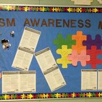 Photo taken at Gattis Elementary School by Rosanna Rios L. on 4/2/2012