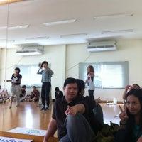 Photo taken at Dance Studio by Warut N. on 2/28/2012
