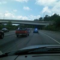 Photo taken at I-85 Exit 88: Cheshire Bridge Road by Kurt P. on 5/8/2012