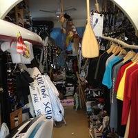 Photo taken at Tsunami Surf Shop by Marco L. on 5/23/2012