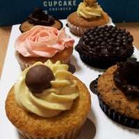 Photo taken at Cupcake Engineer by Angeline S. on 8/17/2012