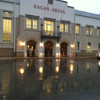 Photo taken at Hagan Arena by Larry D. on 8/5/2012