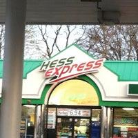 Photo taken at Hess Express by Marta V. M. on 4/14/2012