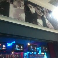 Photo taken at CineMundo by Santiago F. on 6/15/2012
