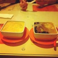Photo taken at Monga Sweet Cafe 糖樓 by Vania W. on 7/14/2012