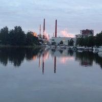 Photo taken at Kirkonranta by Sannamari L. on 8/10/2012