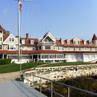 Photo taken at Larchmont Yacht Club by Michael C. on 5/26/2012