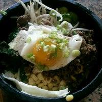 Photo taken at Stone Korean Kitchen by Betty L. on 5/2/2012