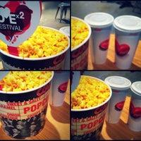Photo taken at CGV Cheongdam Cinecity by Minjung K. on 3/9/2012
