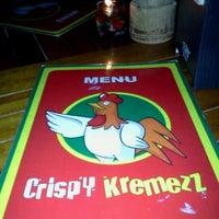 Photo taken at Crispy kremezz by T S. on 3/18/2012