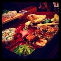 Photo taken at Oyama Japanese Steakhouse by Rio W. on 4/21/2012