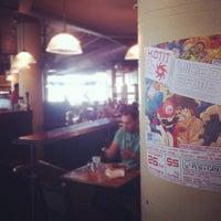 Photo taken at Professor Mugs Pub @ BCIT by Marc N. on 9/12/2012