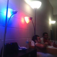 Photo taken at Wood Hall by Mustafa Burak T. on 6/7/2012