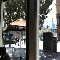 Photo taken at Peet's Coffee & Tea by William M. on 4/27/2012