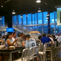 Photo taken at Boulevard Members Club at Sporting Park by Shawn D. on 5/20/2012