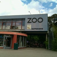Photo taken at Zoo Dresden by Martin G. on 7/16/2012