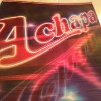 Foto tirada no(a) Achapa Hambúrger por Talita M. em 4/29/2012