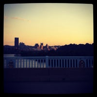 Photo taken at 40th St. Bridge by David R. on 8/10/2012