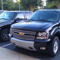 Photo taken at Hendrick Chevrolet by Scott S. on 6/29/2012