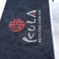Photo taken at Kula Sushi & Noodle by Sean N. on 6/2/2012